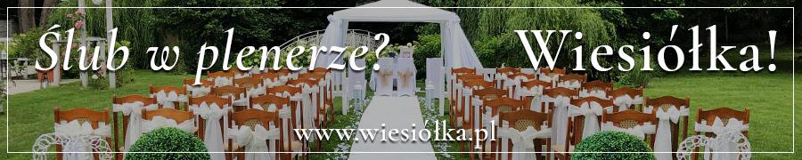 ślub plenerowy Wałcz