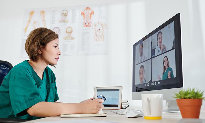 aplikacja do spotkań online
